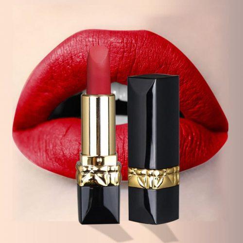 Private label lipstick with small MOQ LS0600